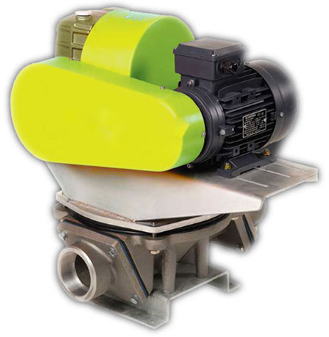 Stevco Diaphragm Pump