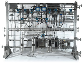 Stevco Gas Seal System